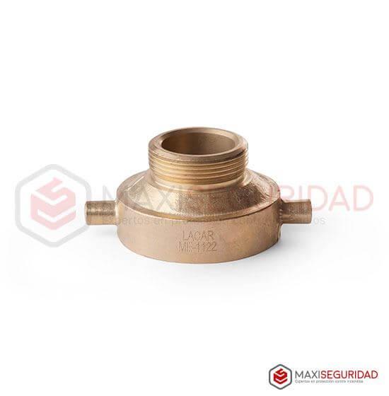 Reducción 44.5 mm H a 38.1 mm M