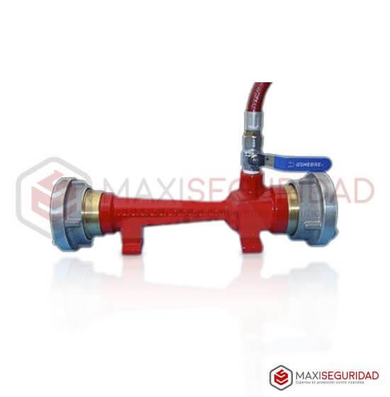 Dosificador DL-6 con extremos Roscados / Bridados 38.1/44.5 mm