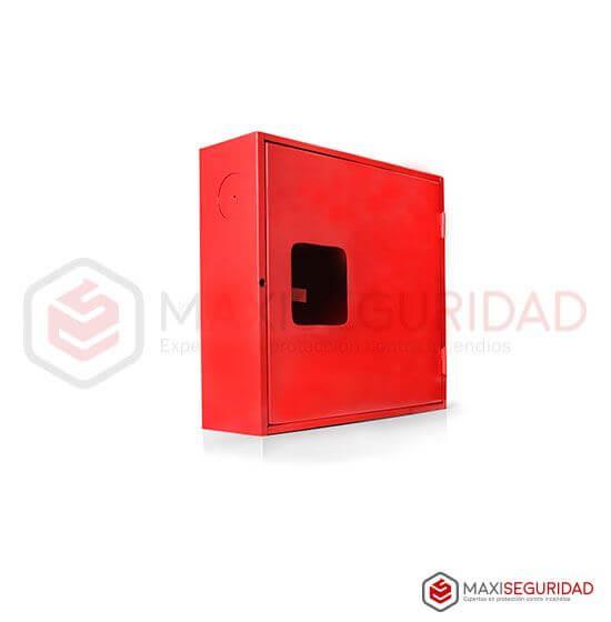 Gabinete manguera 44.5 mm c/puerta enteriza-visor