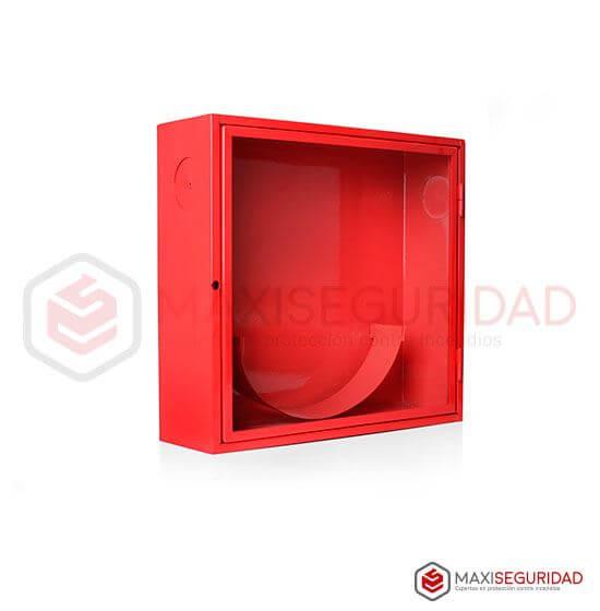 Gabinete manguera 44.5 mm c/puerta p/columna