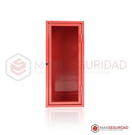 Gabinete matafuego CO2 x 3.5 Kg c/puerta