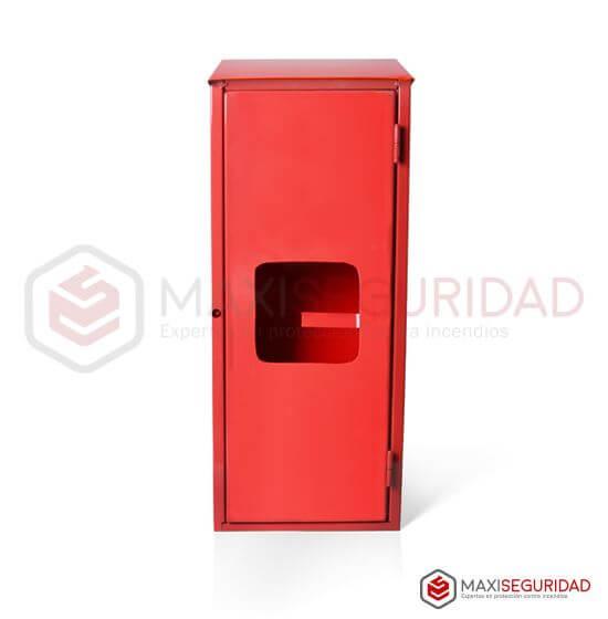 Gabinete matafuego x 10 Kg c/puerta enteriza-Alero