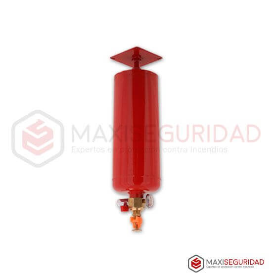Matafuego automatico a base de HCFC - 2,5 Kg