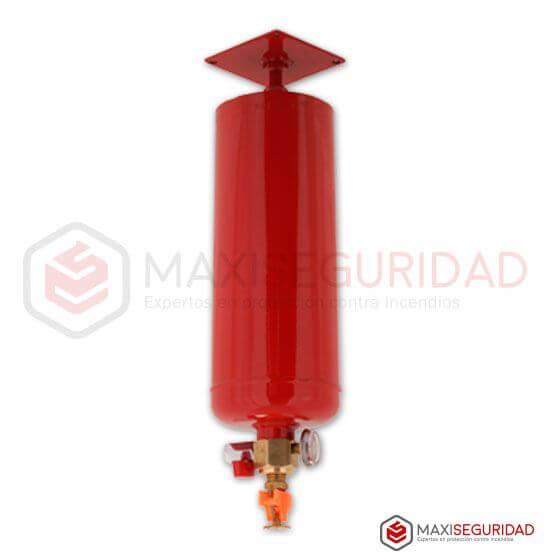Matafuego automático a base de HCFC - 10 Kg