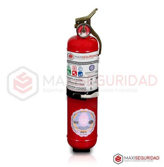 Matafuego a base de polvo ABC90 - 1 Kg 3