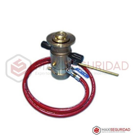 Boquilla Turbomatic para monitor Agua y espuma 1800 l/m