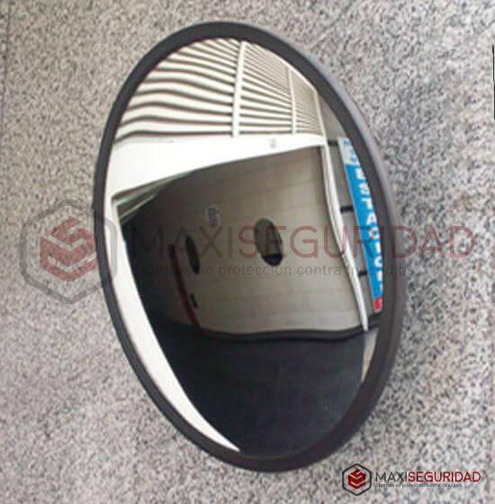 Espejo parab. inastillable base de chapa x 30 cm